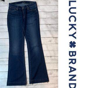 Lucky Brand Jeans Brooke Flare Premium Italy Jeans